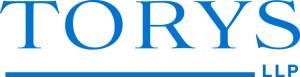 TORYS blue logo