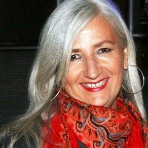 Geri Sanson, winner of Spirit of Barbra Schlifer Award