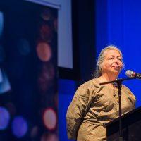 Loly Rico, recipient of the Spirit of Barbra Schlifer Award