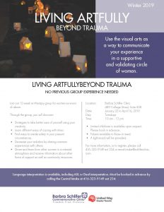 Living Artfully Beyond Trauma